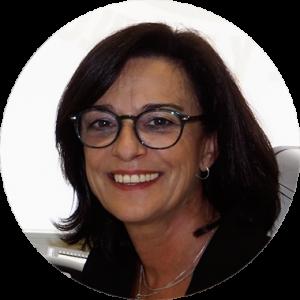 Ana María Peña. Recepcionista.