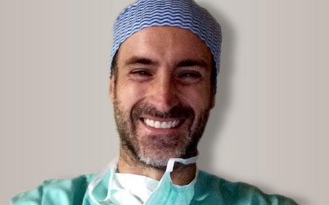 Dr Adolfo Asencio: Anestesista
